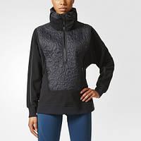 Женская куртка Adidas Run Clima PolarFleece BQ8315 - 2017/2