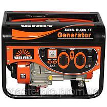 Бензиновый генератор ERS 2.0b, фото 3