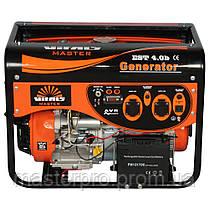 Бензиновый генератор EST 4.0b, фото 3
