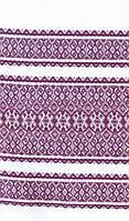 Ткань с украинской вышивкой Ренесанс ТДК-31 4/3