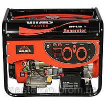 Бензиновый генератор EST 6.5b, фото 3