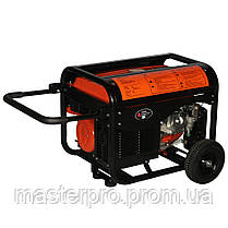 Бензиновый генератор EST 5.0b, фото 2