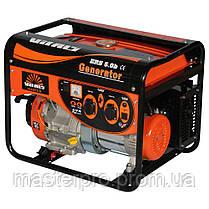 Бензиновый генератор ERS 5.0b, фото 2