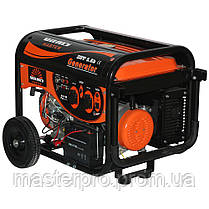 Бензиновый генератор EST 5.8b, фото 2
