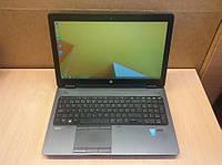 Мощный Ноутбук HP ZBook 15 i7-4700MQ(2.4GHz)8Gb/500Gb/2Gb Video!