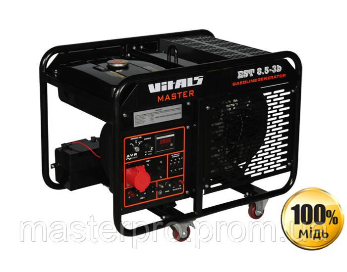 Бензиновый генератор EST 8.5-3b