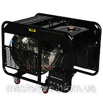 Бензиновый генератор EST 8.5-3b, фото 3
