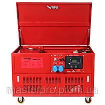 Бензиновый генератор EST 15.0bt, фото 3