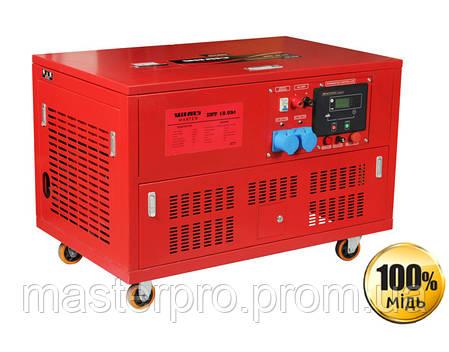 Бензиновый генератор EST 18.0bt, фото 2