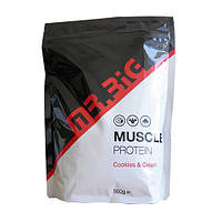 Протеин молочный Печенье крем, Muscle Protein Cookies and Cream, Mr.Big (500 g)