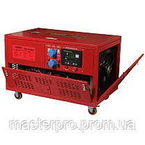 Бензиновый генератор EST 18.0bat, фото 2