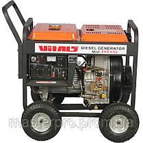Дизельный генератор ERS 4.6d, фото 3