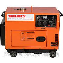 Дизельный генератор ERS 4.6dt, фото 3