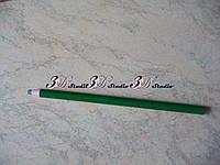 Карандаш портновский для нанесения разметки на ткань зеленый