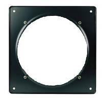 Квадратная обечайка (рамка) вентилятора 45, фото 1