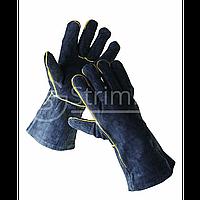 Краги для сварочных работ с подкладкой «Sandpiper» код. 0102001499110