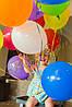 Украшение детской комнаты шарами