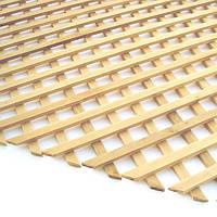 Декоративная решетка ольха 70х150 см