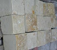 Брусчатка резано-колотая с четырех сторон (100мм)