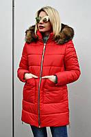 Куртка зимняя №39 (5 цв), женская зимняя куртка, пуховик, от производителя, дропшиппинг, фото 1