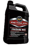 Meguiar's D301 DA Microfiber Finishing Wax Финишный воск, 3,78 л.