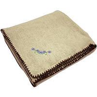 Одеяло Ярослав шерсть/лен в упаковке 170x205 см