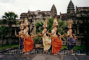Камбоджа: царство кхмеров
