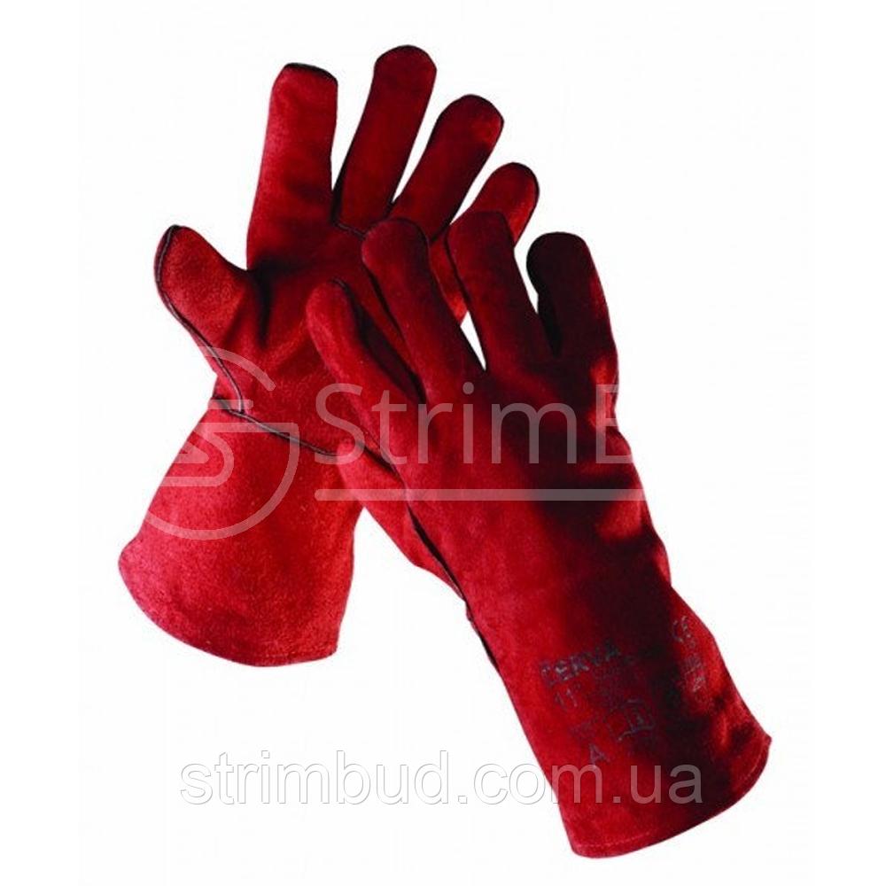 Краги для сварочных работ с подкладкой «Sandpiper Red»