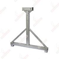 Передняя опорная стойка балки для консоли строительной люльки zlp 630