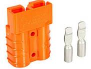 Коннектор Anderson Power SB350 оранжевый