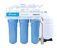Фильтр обратного осмоса для дома Наша вода Absolute  МО 5-50