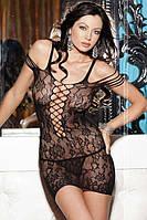 Сексуальное платье сетка