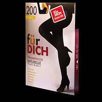 4a6d31c63f55a Женские колготки Fur Dich из микрофибры 3D-эффект: продажа, цена в ...