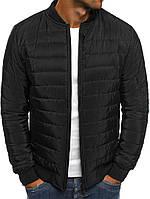 Куртка стеганная, черный