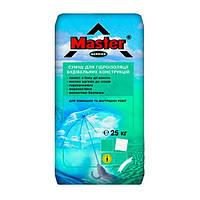 Гидроизоляционная смесь Master-Барьер 25 кг N90503018