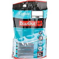 Фуга BauGut Flexfuge 100 белая 5 кг N60307322