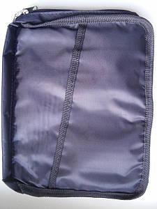 Чехол для Библии (черный) Размер: 18Х25,5 см (077)