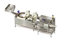 Упаковочная машина  QP-K-*B с системой загрузки барабанного типа