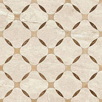 Плитка Golden Tile Petrarca Chateau Massive M91640 400x400 мм бежевая N60116289