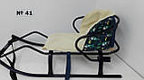 Матрас в санки Marselle на меху, фото 5