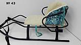 Матрас в санки Marselle на меху, фото 9