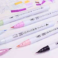 Маркер-кисть акварельный ZIG Clean Color Real Brush, фото 1