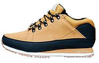 Зимние мужские кроссовки New Balance 754, коричневые на меху