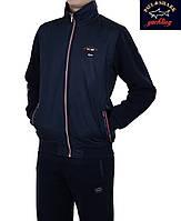 Утепленный мужской спортивный костюм lux качество .
