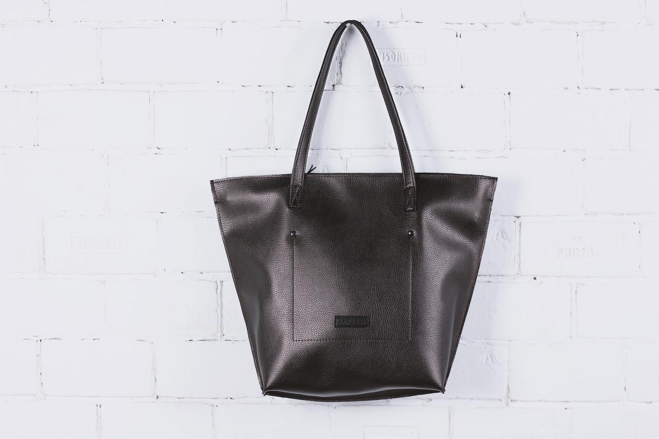 483ad9912f14 Сумка женская шоппер на молнии Bronze Shopper Bag HARVEST (женские сум