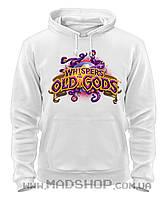 Толстовка Хартстоун Hearthstone Whispers of the Old Gods logo