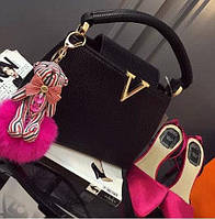 Женская сумка классическая через плечо с ручкой Валентино