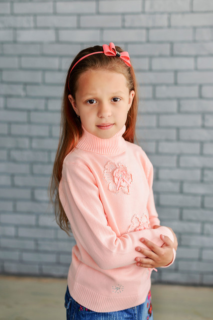 Свитера и кофты оптом для девочек