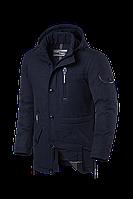 Мужская черная зимняя куртка Braggart Status (р. 48-60) арт. 17275 S