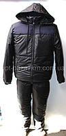 Спортивные костюмы зимние мужские оптом купить в Одессе 7 км - мех/синтепон (48-54, норма)